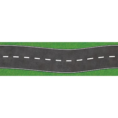 Carson Dellosa® Preschool - 5th Grade Straight Border, Road