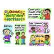 Carson Dellosa® Bulletin Board Set, Good Manners Matter