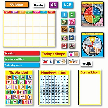 Carson Dellosa® Grade K Morning Meeting Solution Bulletin Board Set