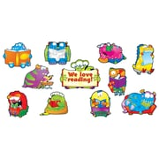 Carson Dellosa® Bulletin Board Set, Reading Monsters