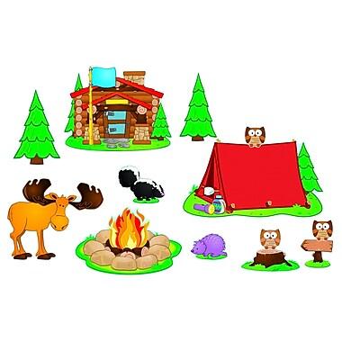 Carson Dellosa® Bulletin Board Set, Camping