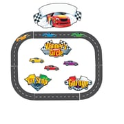 Carson Dellosa® Bulletin Board Set, Racing