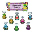 Carson Dellosa® Bulletin Board Set, Robots Job Assignment