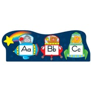 Carson Dellosa® Bulletin Board Set, Alphabet Spaceships