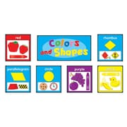 Carson Dellosa® Quick Stick® Bulletin Board Set, Colors and Shapes