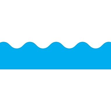 Carson Dellosa® Preschool - 8th Grade Scalloped Border, Blue