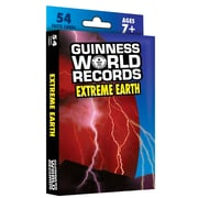 Carson Dellosa® Guinness World Records® Extreme Earth Learning Cards, Grades 2 - 5