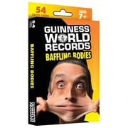 Carson Dellosa® Guinness World Records® Baffling Bodies Learning Cards, Grades 2 - 5