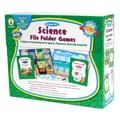 Carson Dellosa® Science File Folder Games, Grades Kindergarten - 1
