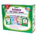 Carson Dellosa® Science File Folder Games, Grades 2 - 3