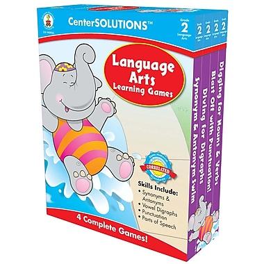 Carson Dellosa® Language Arts Learning Games Board Game, Grades 2