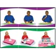 Carson Dellosa® Learning to Sequence 3-Scene Board Game, Grades Preschool - 1
