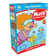 Carson Dellosa® Math Learning Games, Grades Preschool - Kindergarten