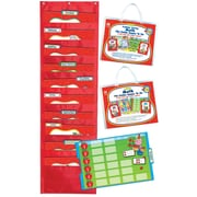 Carson Dellosa® Math File Folder Games To Go Set, Grades 3