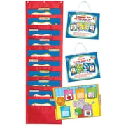 Carson Dellosa® Language Arts File Folder Games To Go Set, Grades Kindergarten