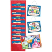 Carson Dellosa® Language Arts File Folder Games To Go Set, Grades 3