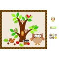 Carson Dellosa® Bulletin Board Essentials Set, Owl