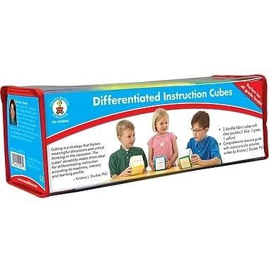 Carson Dellosa® Differentiated Manipulative Instruction Cubes