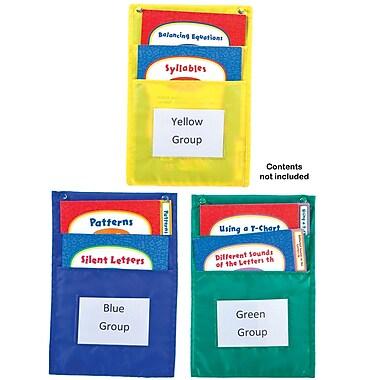 Carson Dellosa® Center Organizers Pocket Chart