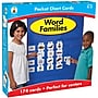 Carson Dellosa® Word Families Pocket Chart Cards