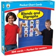 Carson Dellosa® Blends and Digraphs Pocket Chart Cards