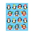 Carson Dellosa® Penguins Shape Sticker