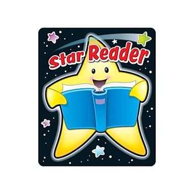 Carson Dellosa® Star Reader Motivational Sticker