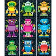 Carson Dellosa® Prize Pack Stickers, Robots