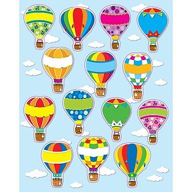 Carson Dellosa® Hot Air Balloons Shape Sticker