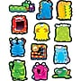 Carson Dellosa® Monsters Shape Sticker