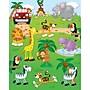 Carson Dellosa® Jungle Safari Shape Sticker