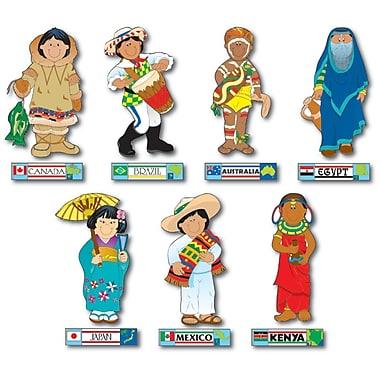 Carson Dellosa® Bulletin Board Set, International Kids
