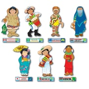 Carson Dellosa® Bulletin Board Set, International Kids