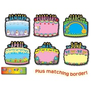 Carson Dellosa® Bulletin Board Set, Birthday Cakes