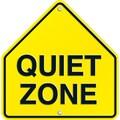 Carson Dellosa® Two Sided Decoration, Quiet Zone