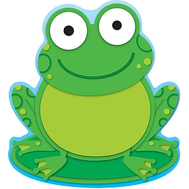 Carson Dellosa® Two Sided Decoration, Frog