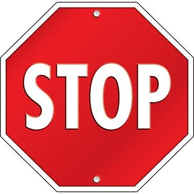 Carson Dellosa® Two Sided Decoration, Stop Sign