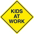 Carson Dellosa® Two Sided Decoration, Kids at Work