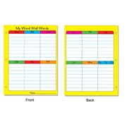 Carson Dellosa® Portable Word Wall Chart, Language Arts