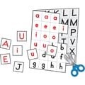 Carson Dellosa® in.Individual Making Words Letterin. Grade 1st-3rd Manipulative, Letter Recognition