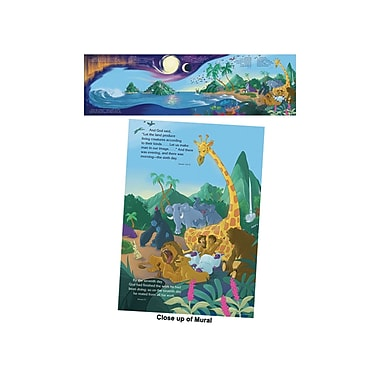 Carson Dellosa® Bulletin Board Set, Creation Mural