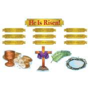 Carson Dellosa® Bulletin Board Set, He Is Risen!