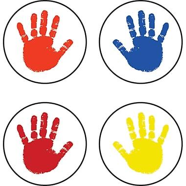 Carson Dellosa® Handprints Chart Seal Sticker