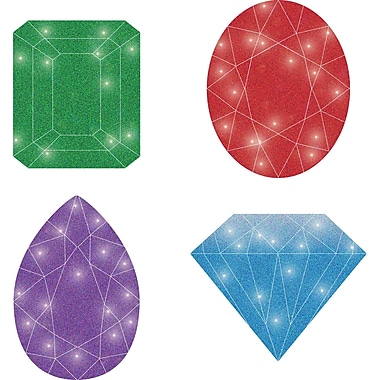 Carson Dellosa® Jewels Chart Seal Sticker