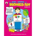 Carson Dellosa® in.The Big Book of Phonics Funin. Resource Book, Language Arts/Reading