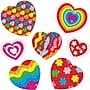 Carson Dellosa® Hearts Dazzle™ Sticker