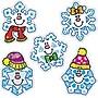 Carson Dellosa® Snowflakes Dazzle™ Sticker