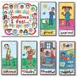 Carson Dellosa® Bulletin Board Set, Kid-Drawn Emotions