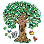 Carson Dellosa® Bulletin Board Set, Big Tree: Kid-Drawn