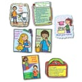 Carson Dellosa® Bulletin Board Set, Hygiene: Kid-Drawn